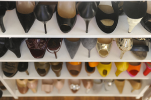 Pinterest Worthy Closet Tips: Shoes