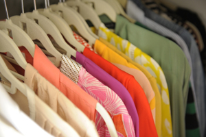 Pinterest Worthy Closet Tips: Color Coordination