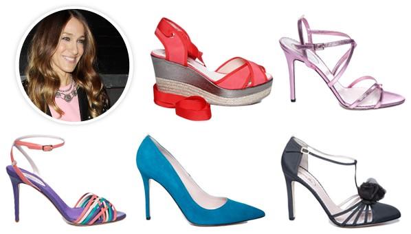 SJP Shoes | Sarah Jessica Parker Shoe Line | SJP Shoe Collection