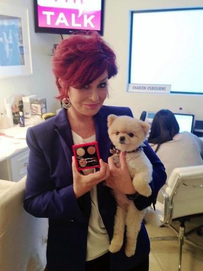 Sharon Osbourne x MAC Cosmetics