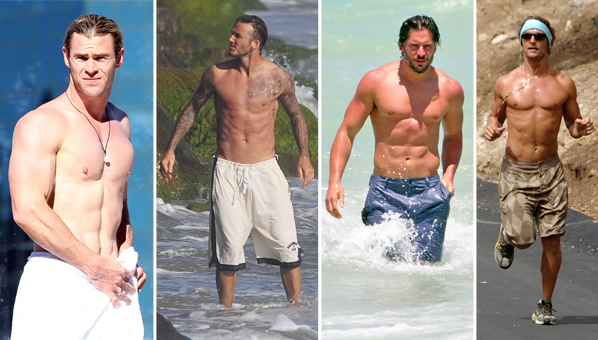 14 Best and Worst Celebrity Beach Bodies - Suggest.com