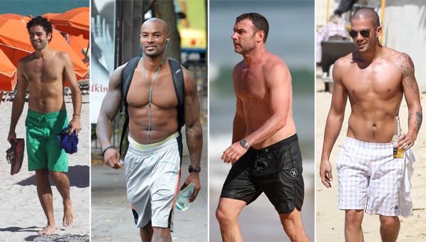 Hot guys for women