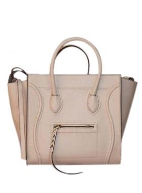 7fbea759a112 Celine 2013 Powder Natural Calf Leather Phantom Tote Bag ($3,998)