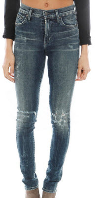 548db9359c49b Citizens of Humanity Rocket High Rise Skinny Jean