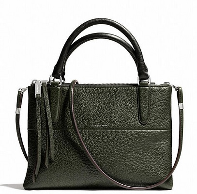e81391d0624f Coach The Mini Borough Bag ($378)