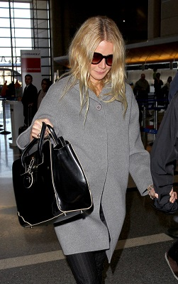 b8c883df3e4f Gwyneth Paltrow relies on the Jason Wu Jourdan 2 leather tote when  traveling.