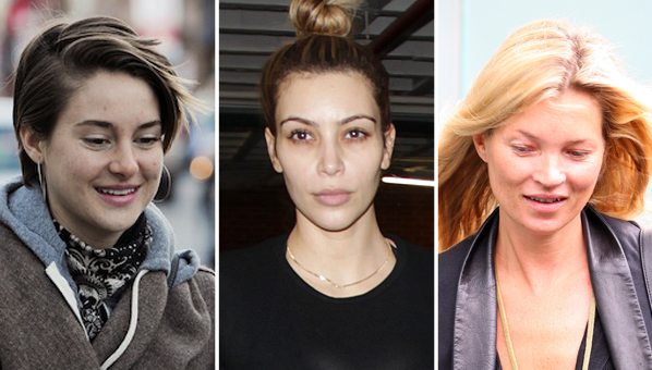 Celebrities That Look Different Without Makeup Celebrities Without - Celebrity-without-makeup