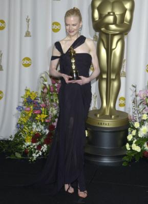 Nicole Kidman Oscar Win