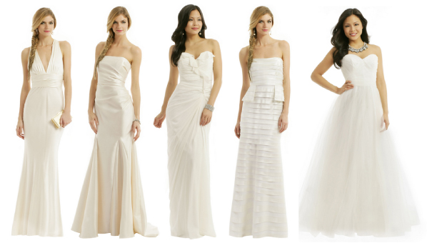 Rent The Runway Bridal