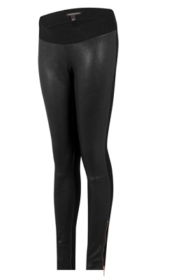 isabella oliver dover leather leggings