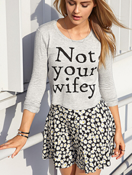 not your wifey