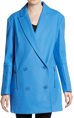 tibi wool coat