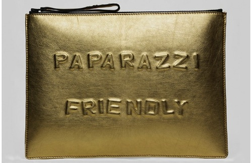 BOYY Bags Personalized Clutch