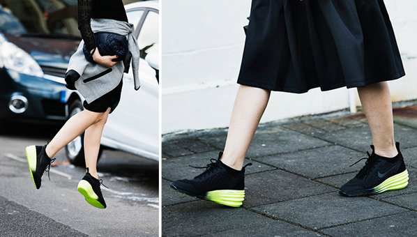 watch 25d80 a6526 All The Fashion Girls Are Freaking Out Over These Nike Wedge Sneakers