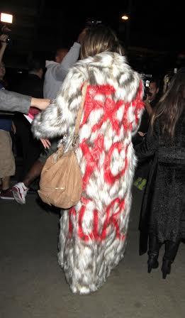 Khloe Kardashian Fuck Yo Fur