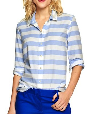 Gap Striped Shirt