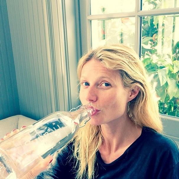 Gwyneth Paltrow Selfie... Gwyneth Paltrow Instagram