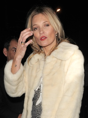 Celebrities arriving at the Playboy Club