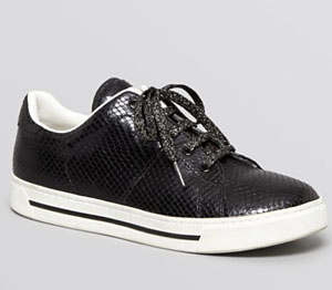 sports shoes a4d50 c528e Fashion Sneaker  MARC BY MARC JACOBS Sneakers - Snake Embossed Metallic  Lace Up ( 258). Fashion Sneaker  Nike LunarElite Sky Hi canvas ...