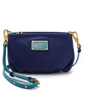 8eb1939996d Marc by Marc Jacobs Classic Q Colorblocked Percy Bag - SHEfinds