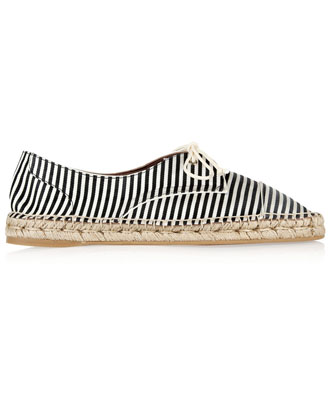 innovative design ee62b 6fd1f Lace-Up Espadrilles Flat espadrilles are definitely going to have a moment  this spring. So why not get a jump start on the trend now with these super  cute ...