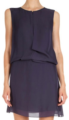 Acne Studio Twist Goddess Dress