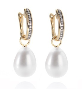 Annoushka Favourites Pearl Earrings
