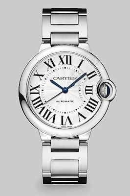 Ballon Bleu de Cartier Stainless Steel Watch