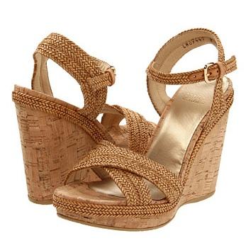 Stuart Weitzman Minx Wedge Sandal