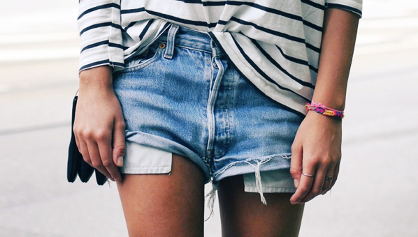 Denim Cutoff Shorts | Best Denim Cutoffs | Cheap Denim Cutoffs