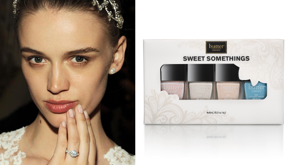 Butter London Sweet Somethings | Monique Lhuillier Bridal 2015