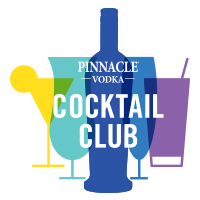 Pinnacle Vodka Author Logo