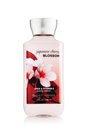 Bath And Body Works Japanese Cherry Blossom Body Lotion