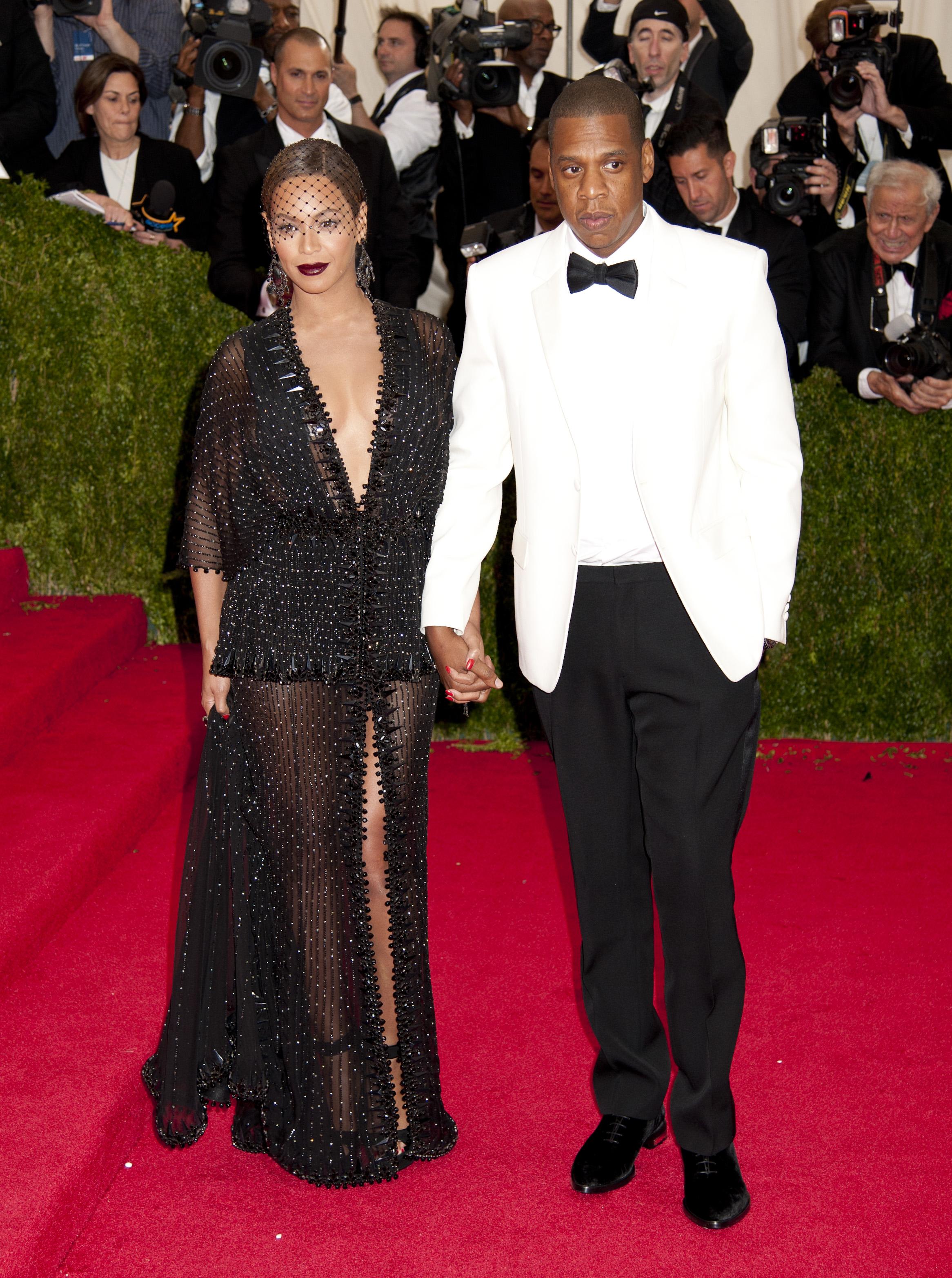 Beyonce Met Gala 2014