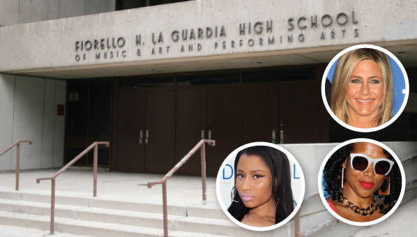 Find Out Which High Schools Have The Most Celebrity Alumni