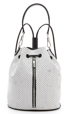 Elizabeth and James Perforated Cynnie Sling Bag