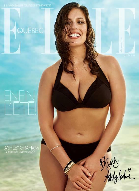 Elle Quebec Cover