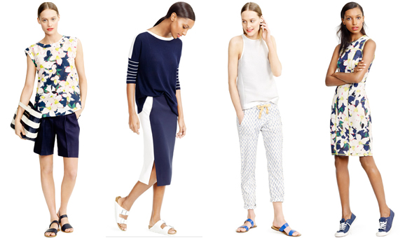 Highly anticipated budget-friendly line by J. Crew is finally here and we're celebrating