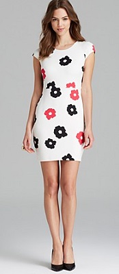bailey 44 flower power dress