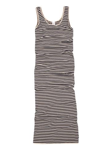 Tees By Tina Micro Stripe Dress