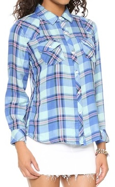 rails kendra shirt