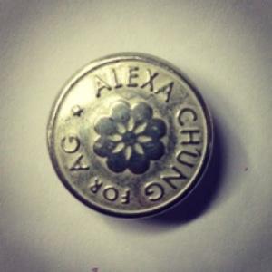 Alexa Chung for AG