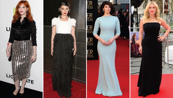 Uk Celebrity Dress Sizes 46