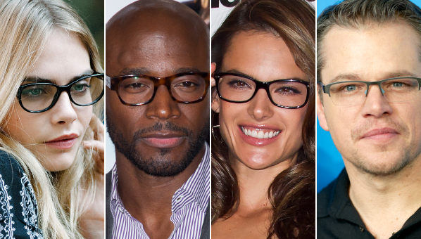 e9b0c8e4c0fd Celebrities Looking Good In Glasses