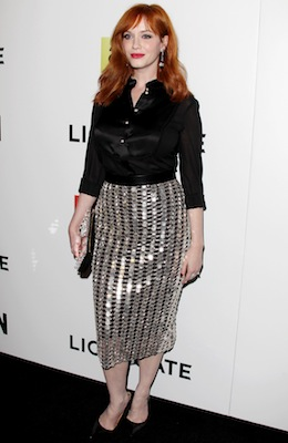 christina hendricks who is she dating