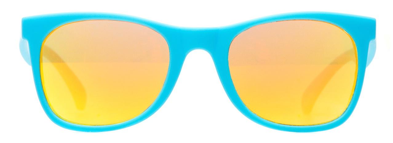 Knockaround x The Honest Company Teal Sunset Sunglasses