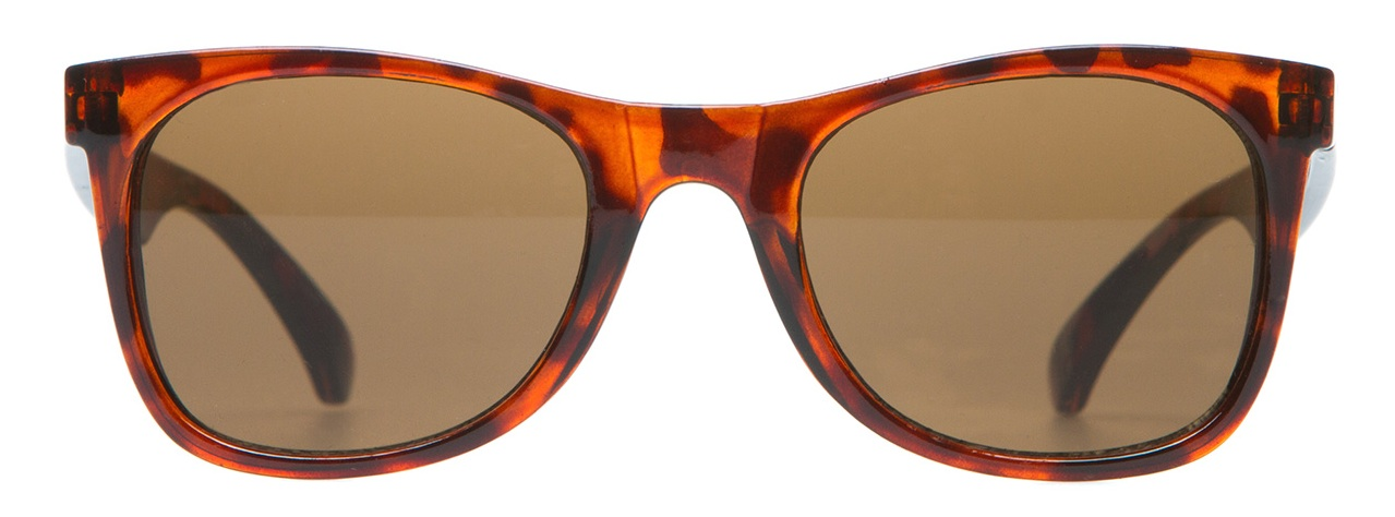 Knockaround x The Honest Company Tortoise Shell Amber Sunglasses