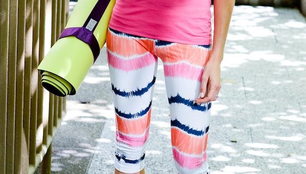 Printed Athletic Leggings