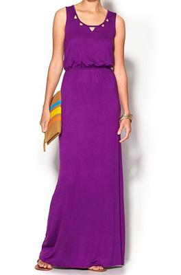 536abdae23c9f TINLEY ROAD Cut Out Maxi Dress ($69)