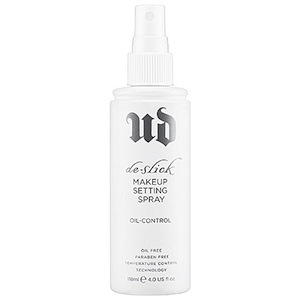 Urban Decay De Slick Oil Control Makeup Setting Spray